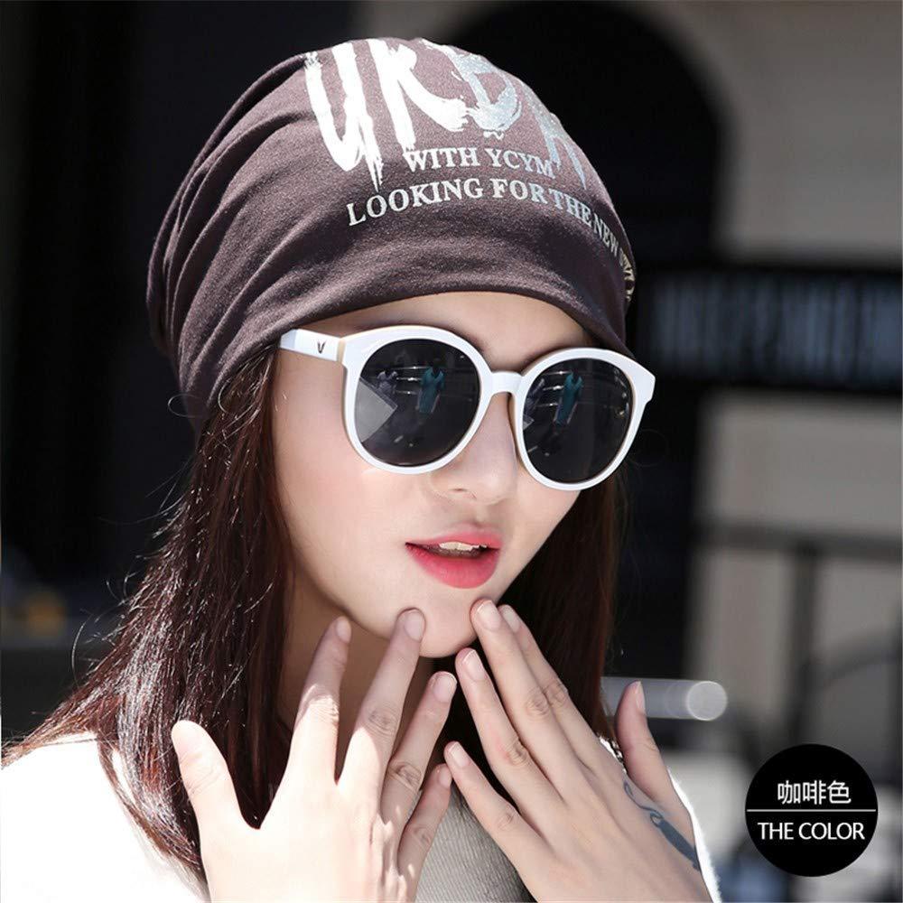 TouchuangTech Female Autumn Winter Baotou Cap Warm Headgear Double Month Month Cap