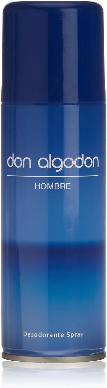Don Algodon Desodorantes 1 Unidad 250 g: Amazon.es: Belleza