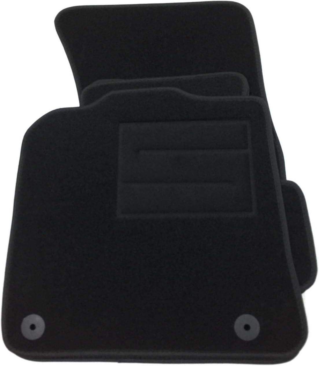ASC Q5 2008 2016 I S/érie 8R Tapis de voiture avec boutons et talonnette