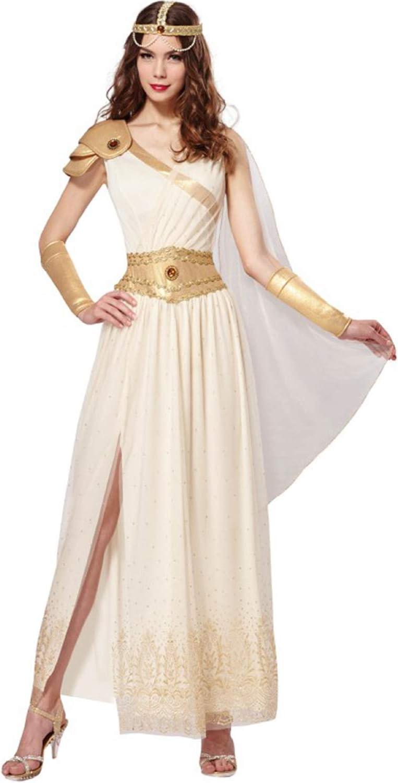 Chaks Damen Kostüm griechische Göttin Aurora Gr. M Kleid Antike