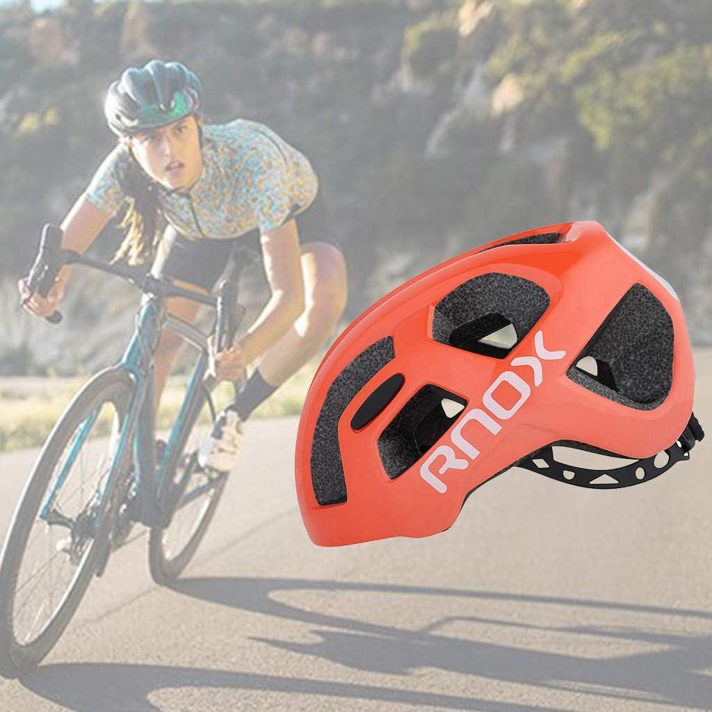 Keepart Casco de ciclismo ajustable ultraligero MTB Bike Casco de monta/ña Racing Bicicletas Ciclismo Gorra de seguridad