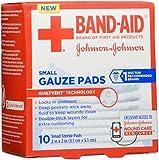 Bandaid First Aid Gauze Pads 2X2 10 ct