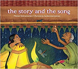 amazon com the story and the song 9788181902733 manasi