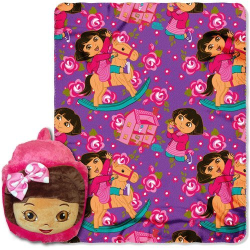 Nickelodeon Dora The Explorer Throw ~ 40