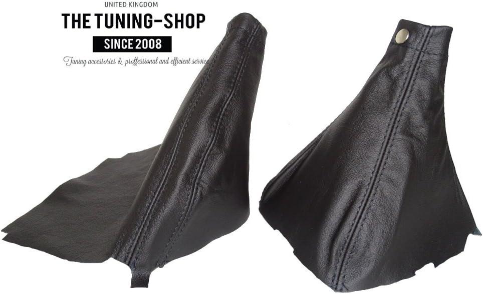 The Tuning-Shop Ltd Shift /& E Brake Boot Black Leather
