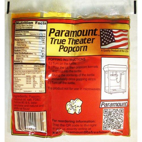 6oz palomitas de maíz paquetes – Parte Packs Perfecto para 6 ...