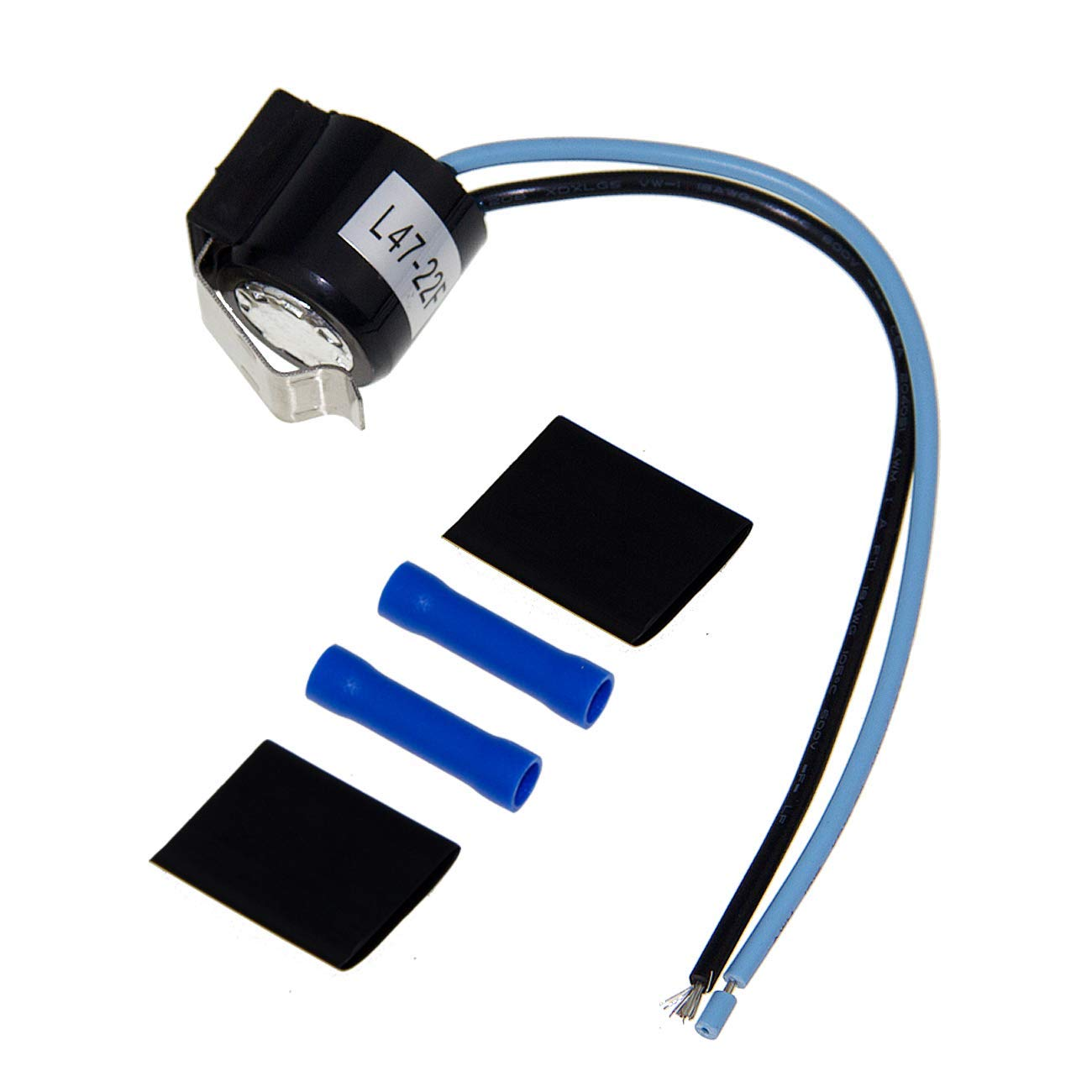 EXP5303918214 Refrigerator Defrost Thermostat Replaces 5303918214, AP2150145, 892545, AH469522, EA469522, PS469522 For Frigidaire, Gibson, Kelvinator, Kenmore …