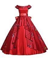 CosplayDiy Women's Dress for Elena of Avalor Princess Elena Cosplay Adult