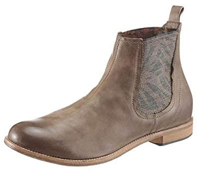A.S.98 Airstep Chelsea Boots Lederschuhe Größe 41: Amazon