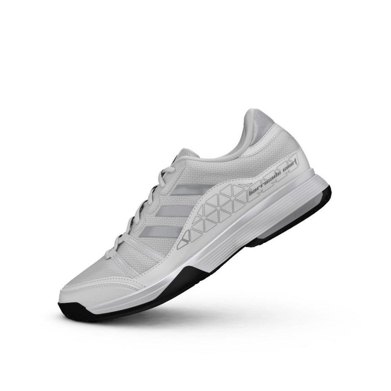 Zapatillas Adidas padel y tenis Talla grande 48 Barricade Court ...