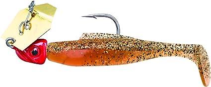 Z-Man DieZel Chatterbait 1//4 oz Jig New Penny CBD14-04 MinnowZ Swimbait Redfish