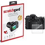 Scratchgard Anti-Bubble High Definition Screen Protector for Nikon D500 (Clear)