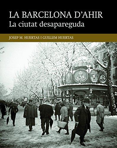 Descargar Libro La Ciutat Desapareguda Josep M. Huertas Claveria
