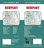 Newport, Rhode Island Street Map