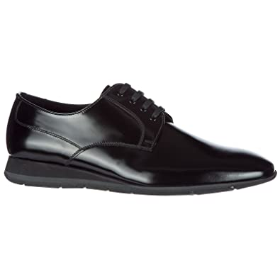 Prada Chaussures à Lacets Classiques Homme en Cuir Derby Noir EU 41.5  4E2662 89A F0002 ab5d60ac836c