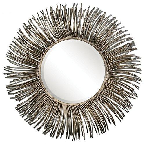 (Uttermost 12845 Akisha Starburst Mirror,)