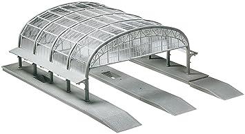 Faller 222127 - Estación de Tren Cubierta [Importado de Alemania]