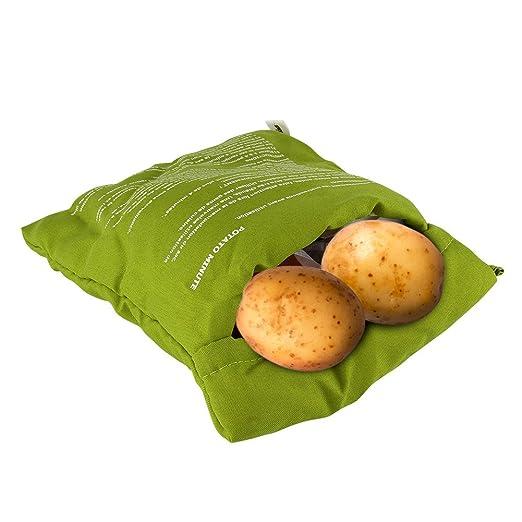 ParaCity microondas bolsa de patatas Baked patatas apta para ...