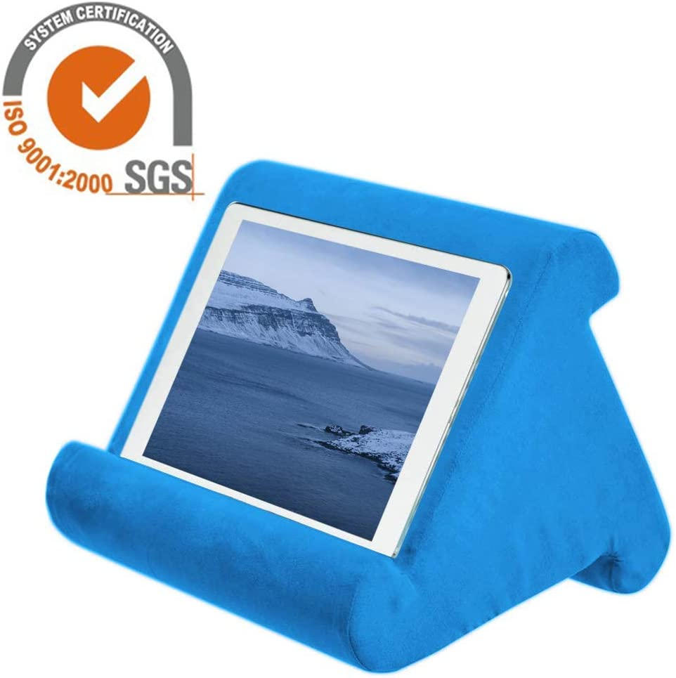 Sofa Desk Knee iPad Pillow Holder for Lap Tablet Pillow Holder Reading in Bed Universal Phone /& iPad Pillow Holder Stand for Lap Floor