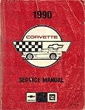 1990 CORVETTE SERVICE MANUAL