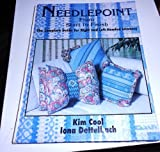 img - for Needlepoint from Start to Finish: The Complete Guide for Right and Left Handed Stiches by Kim Cool (1992-06-02) book / textbook / text book