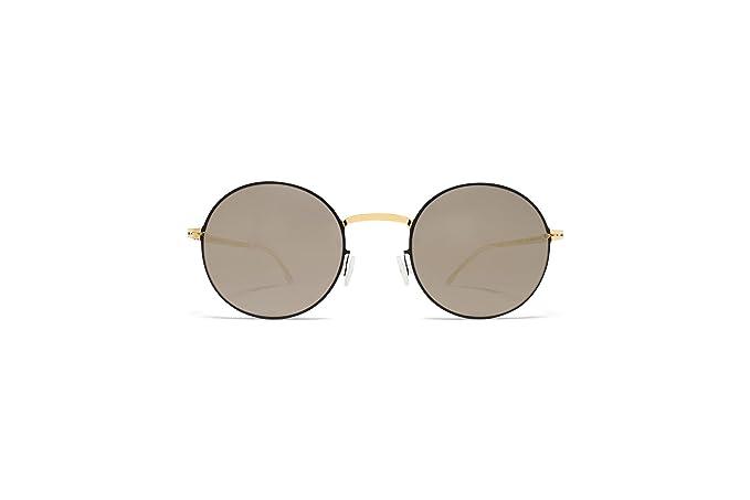 Mykita - Gafas de sol - para mujer dorado Gold-Black: Amazon ...