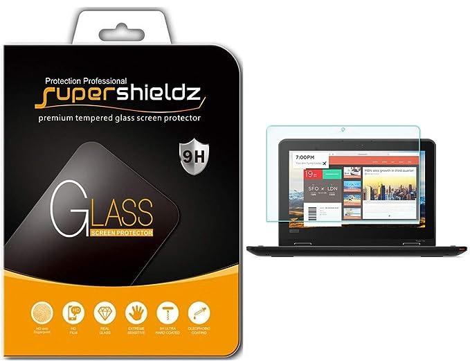 Supershieldz - Protector de Pantalla de Cristal Templado ...
