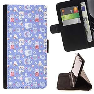 King Case - FOR Samsung Galaxy Core Prime - the most important thing in life - Prima caja de la PU billetera de cuero con ranuras para tarjetas, efectivo Compartimiento desmontable y correa para la mu?eca