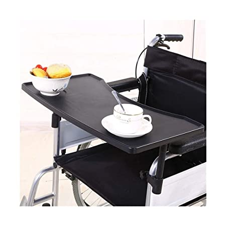 Bandeja for el regazo de la silla de ruedas, mesa for la silla de ...
