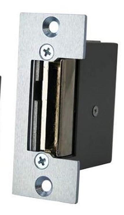 amazon com electric door strike remote unlock mechanism for