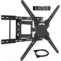 Juststone Full Motion TV Mount Bracket with Articulating Arms