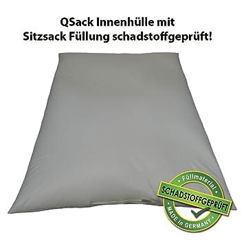 Qsack Sitzsack Innenhülle Mit Eps Mikroperlen 400 Liter Sitzsack