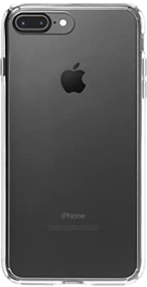 AmazonBasics Mobile Case for Apple iPhone 7 Plus  Clear