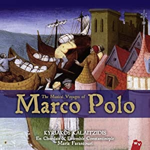 "Afficher ""The musical voyages of Marco Polo"""