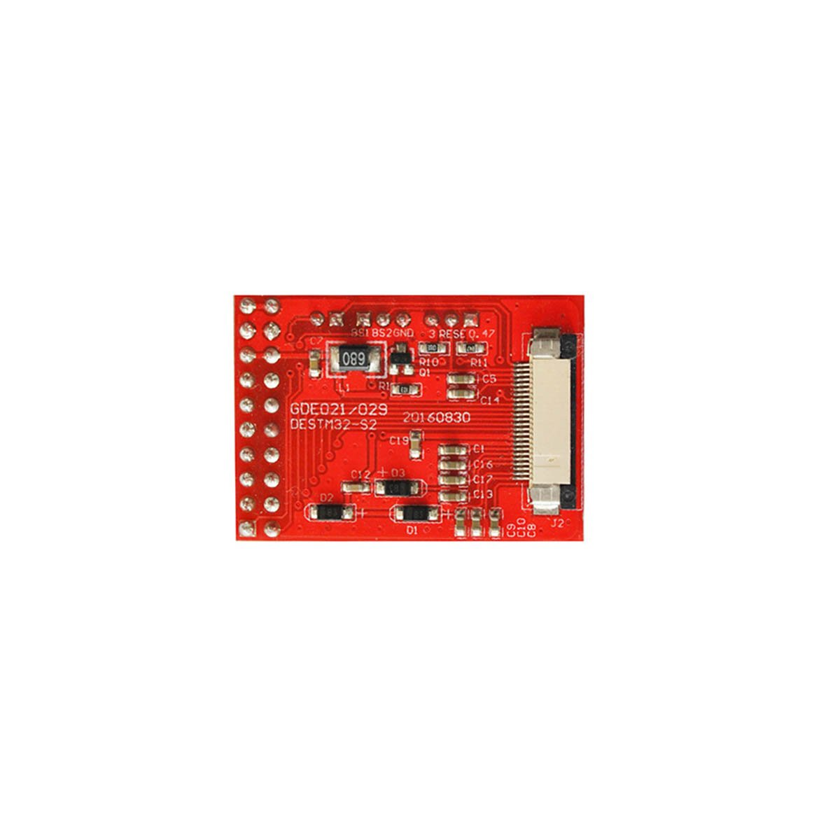 GooDisplay Demo Kit Adapter USB Communication Board with SPI Interface E-Paper Display Demo Kit E-paper Screen Development Board DESTM32-S2