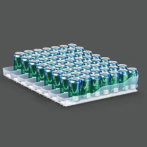 True 929837 Trueflex Bottle Organizer - 3 1/8