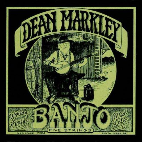 (Dean Markley Acoustic Mandolin Strings - 2404 - Phosphor Bronze)