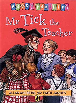 book cover of Mr. Tick the Teacher