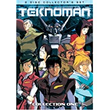 Teknoman - Collection One