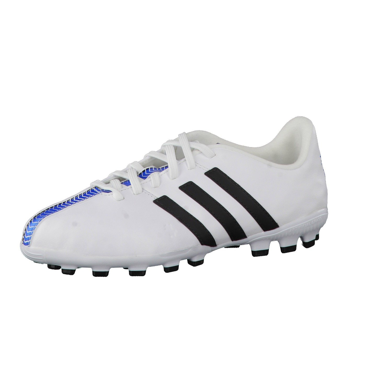 Adidas Fussballschuhe 11nova AG J 35 ftwr Weiß core schwarz solar Blau2 s14