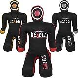 DEAGLE MMA Master Smith BJJ JIU Jitsu MMA Grappling Submission Sitting Dummy Also for Judo Karate Krav MAGA Police…