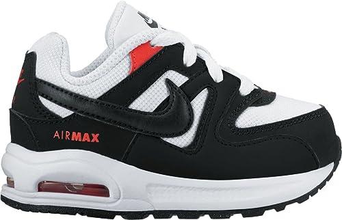 Zapatillas para niï¿œo, color Negro , marca NIKE, modelo Zapatillas Para Niï¿œo NIKE AIR MAX COMMAND FLEX Negro: Amazon.es: Zapatos y complementos