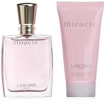 61189b97aef38b Lancôme Miracle SET *L' Eau de Parfum 30 ml & Parfümierte Bodylotion ...