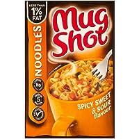Mug Shot Noodles Spicy Sweet & Sour Flavour (67g)