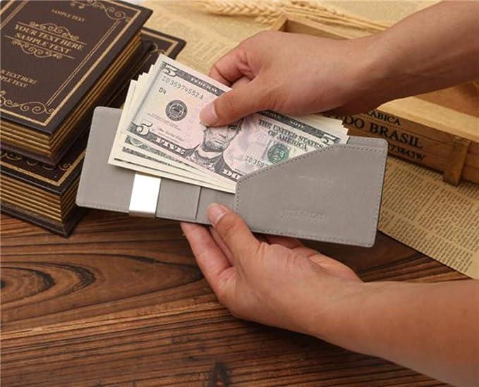 ... de la Manera Encantadora Mujer Animados Clip de Cartera mágica Paquete de Tarjeta de Monedero de la Cremallera de la Moneda para Mujer: Amazon.es: Ropa ...