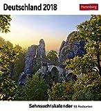 Deutschland - Kalender 2018: Sehnsuchtskalender, 53 Postkarten