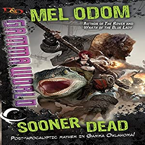 Sooner Dead Audiobook
