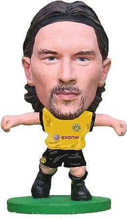 SOCCERSTARZ Soc1118/Borussia Dortmund Mario Gotze 2017/Version Home Kit