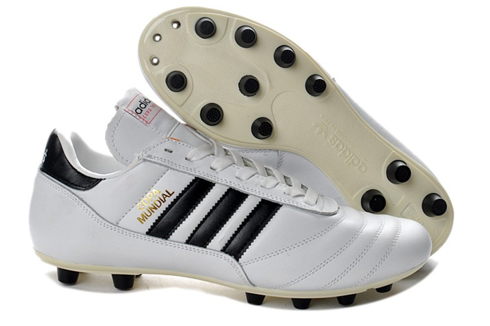 9215f8e17 Mens Copa Mundial FG-White Made in Germany Football Shoes Soccer Boots   Amazon.co.uk  Sports   Outdoors