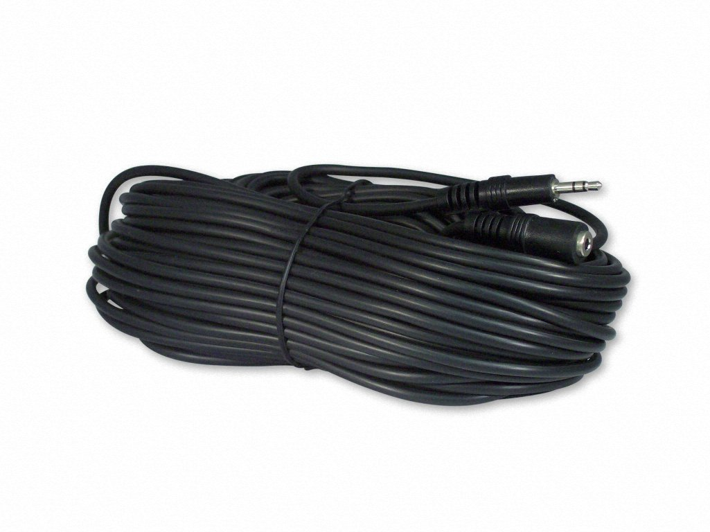 Your Cable Store 100 Foot 3.5mm Stereo Headphone Extension Cable